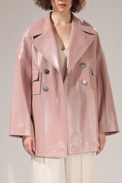 Куртка из эко-кожи VONA-SS-20-26, фото 1 - в интеренет магазине KAPSULA