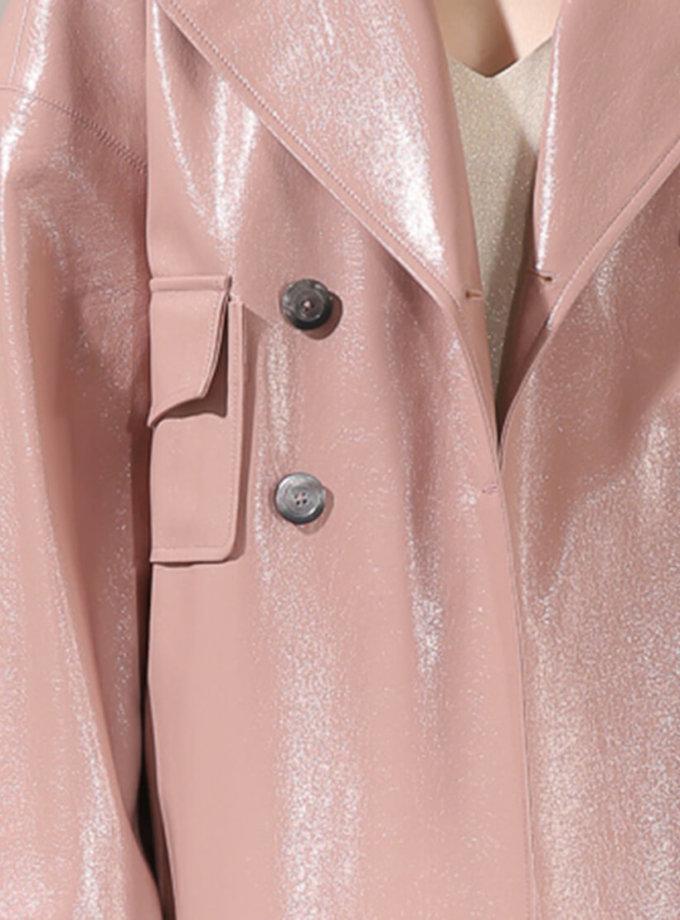 Куртка из эко-кожи VONA-SS-20-26, фото 1 - в интернет магазине KAPSULA