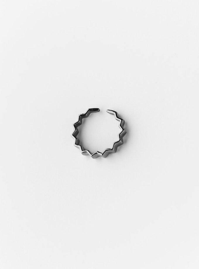 Тонкое открытое кольцо Madagascar из серебра YSB_K-7019, фото 1 - в интеренет магазине KAPSULA