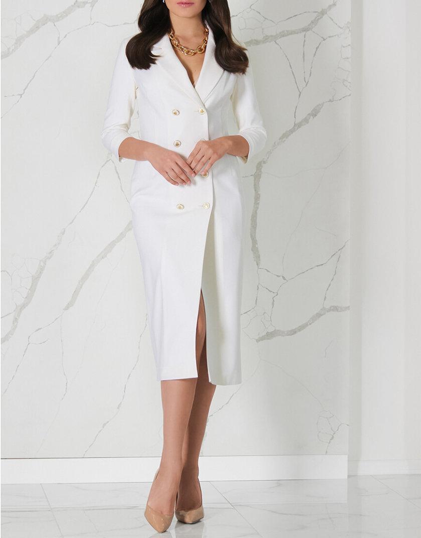 Платье-жакет из шерсти SOL_SSS2020D06, фото 1 - в интернет магазине KAPSULA