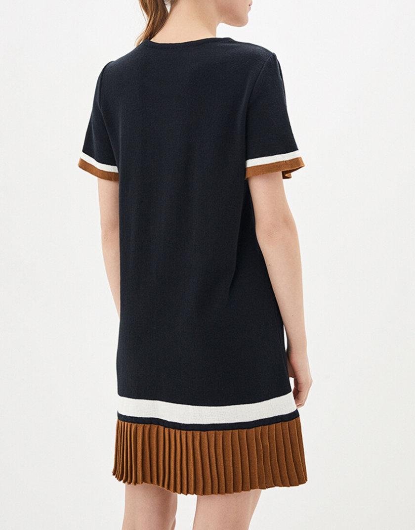 Платье мини из хлопка KNIT_MP002XW0S95P, фото 1 - в интернет магазине KAPSULA