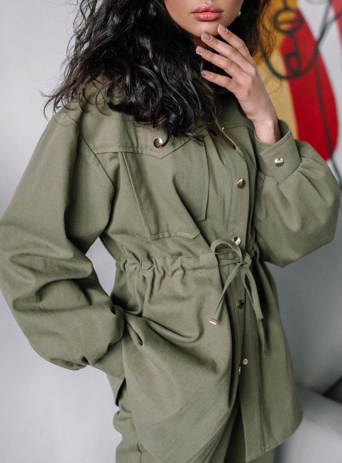 Джинсовый костюм Nala MC_MY0720, фото 1 - в интеренет магазине KAPSULA