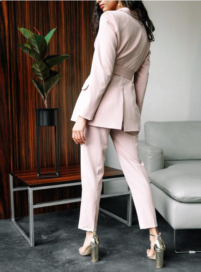 Хлопковый костюм Rosie в полоску MC_MY1020, фото 1 - в интернет магазине KAPSULA