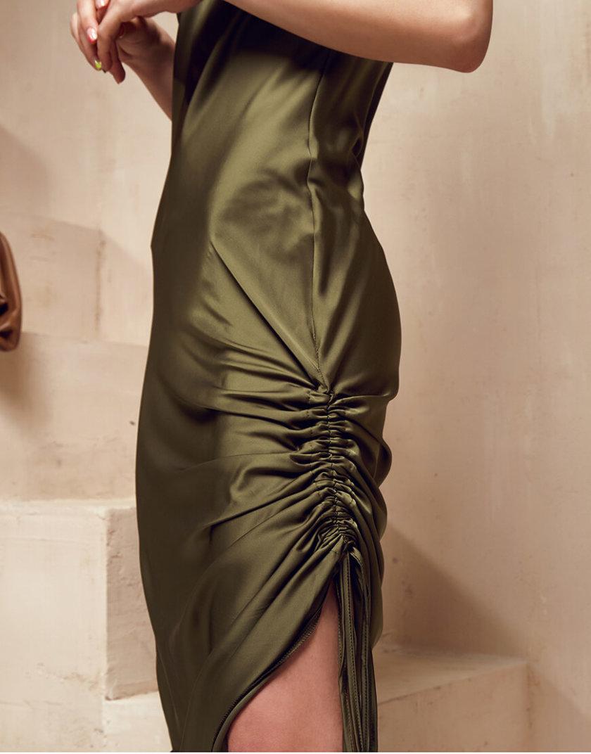 Платье на кулиске Muse MC_MY1520, фото 1 - в интернет магазине KAPSULA