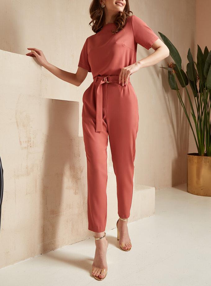 Легкий костюм с топом MC_MY3020, фото 1 - в интернет магазине KAPSULA