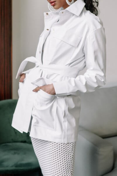 Куртка из эко-кожи Zain MC_MY3430, фото 1 - в интеренет магазине KAPSULA
