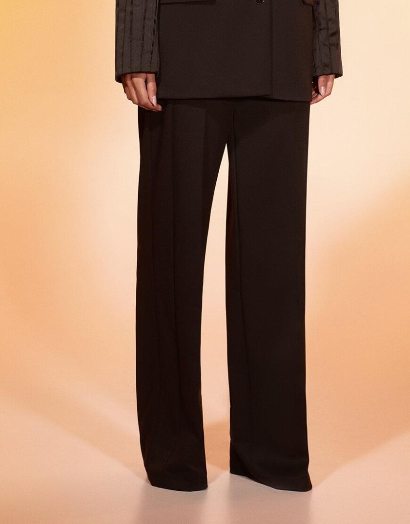 Прямые брюки из шерсти MF-FW2021-24, фото 1 - в интернет магазине KAPSULA