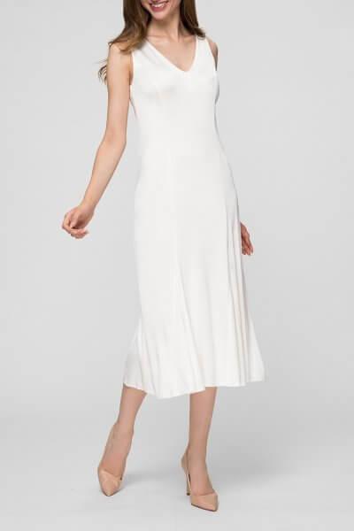 Платье-годе на подкладе MIN_ss1705, фото 3 - в интеренет магазине KAPSULA