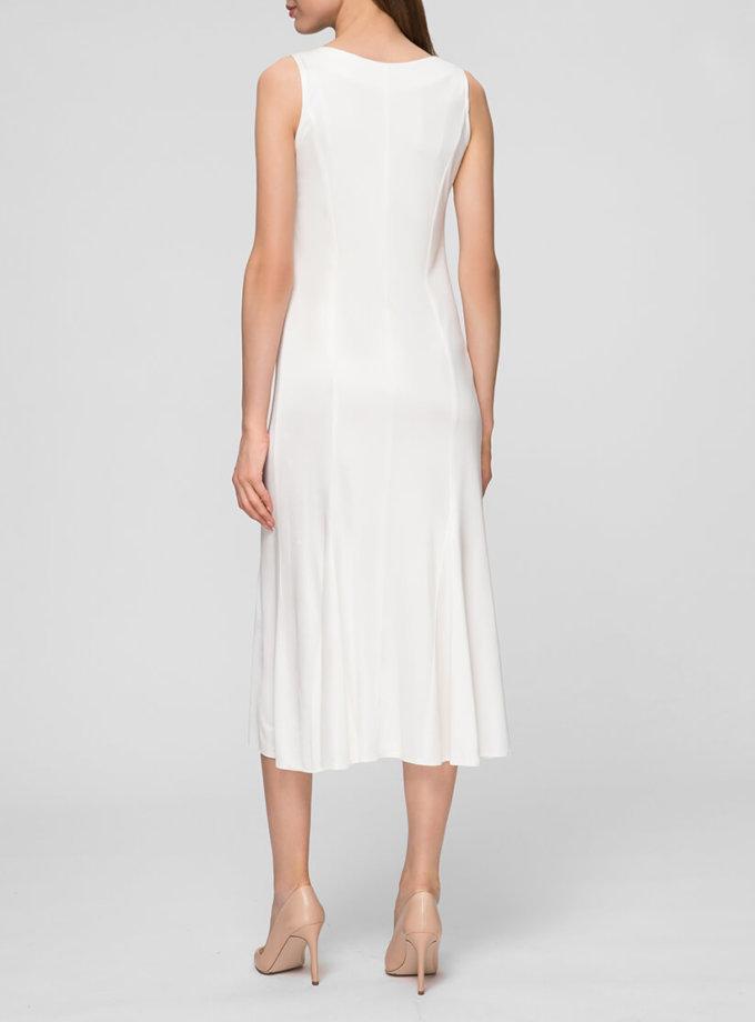 Платье-годе на подкладе MIN_ss1705, фото 1 - в интернет магазине KAPSULA