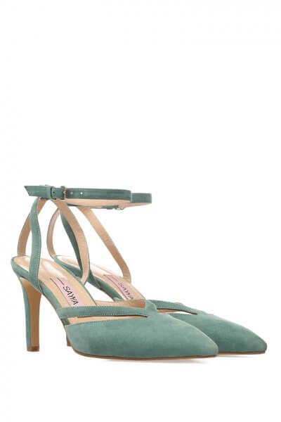 Кожаные туфли sample sale SAYYA_SS881-2-sample sale, фото 4 - в интеренет магазине KAPSULA