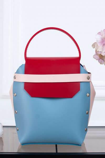 Кожаная сумка Adara VIS_Adara-bag-001, фото 1 - в интеренет магазине KAPSULA