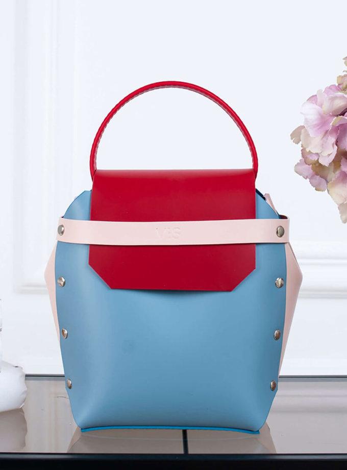 Кожаная сумка Adara VIS_Adara-bag-001, фото 1 - в интернет магазине KAPSULA