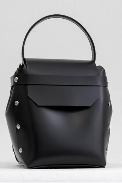 Кожаная сумка Adara VIS_Adara-bag-004, фото 4 - в интеренет магазине KAPSULA