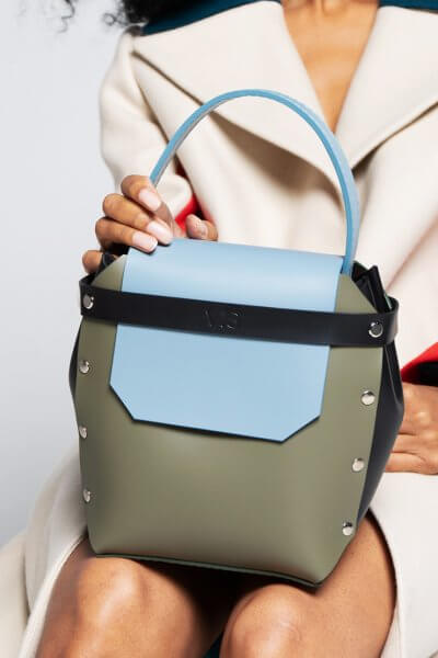 Кожаная сумка Adara VIS_Adara-bag-005, фото 1 - в интеренет магазине KAPSULA