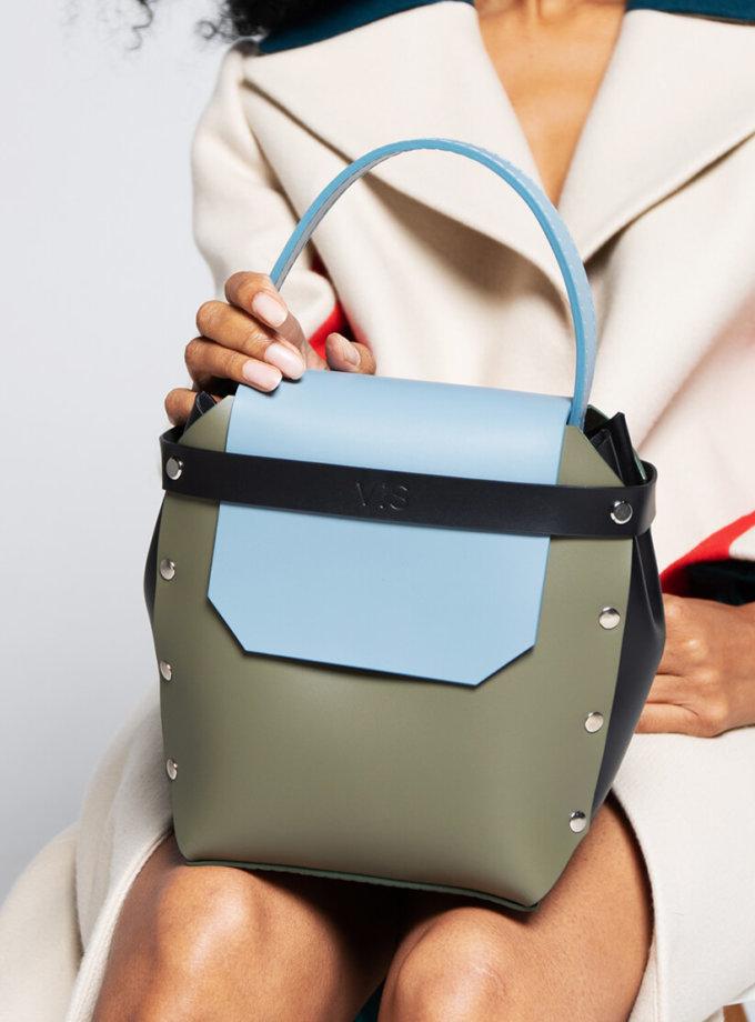Кожаная сумка Adara VIS_Adara-bag-005, фото 1 - в интернет магазине KAPSULA