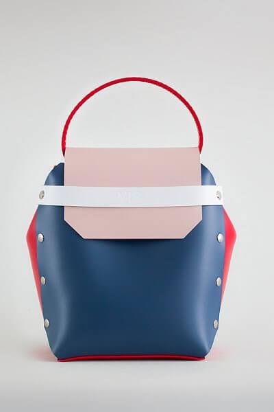 Кожаная сумка Adara VIS_Adara-bag-008, фото 1 - в интеренет магазине KAPSULA