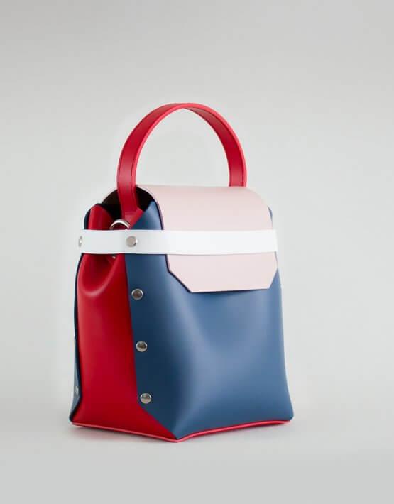 Кожаная сумка Adara VIS_Adara-bag-008, фото 2 - в интеренет магазине KAPSULA
