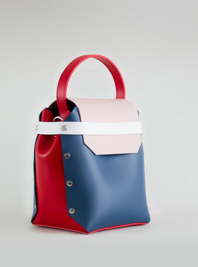 Кожаная сумка Adara VIS_Adara-bag-008, фото 1 - в интернет магазине KAPSULA