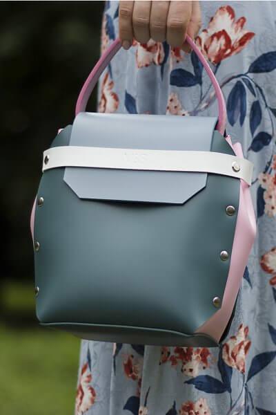 Кожаная сумка Adara VIS_Adara-bag-010, фото 1 - в интеренет магазине KAPSULA