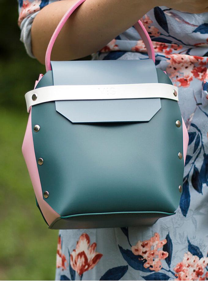 Кожаная сумка Adara VIS_Adara-bag-010, фото 1 - в интернет магазине KAPSULA