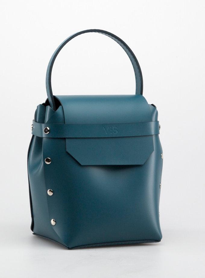 Кожаная сумка Adara VIS_Adara-bag-011, фото 1 - в интернет магазине KAPSULA