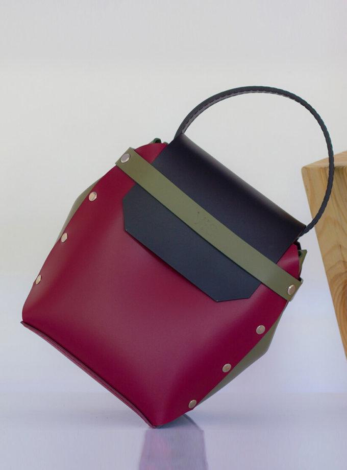 Кожаная сумка Adara VIS_Adara-bag-014, фото 1 - в интернет магазине KAPSULA