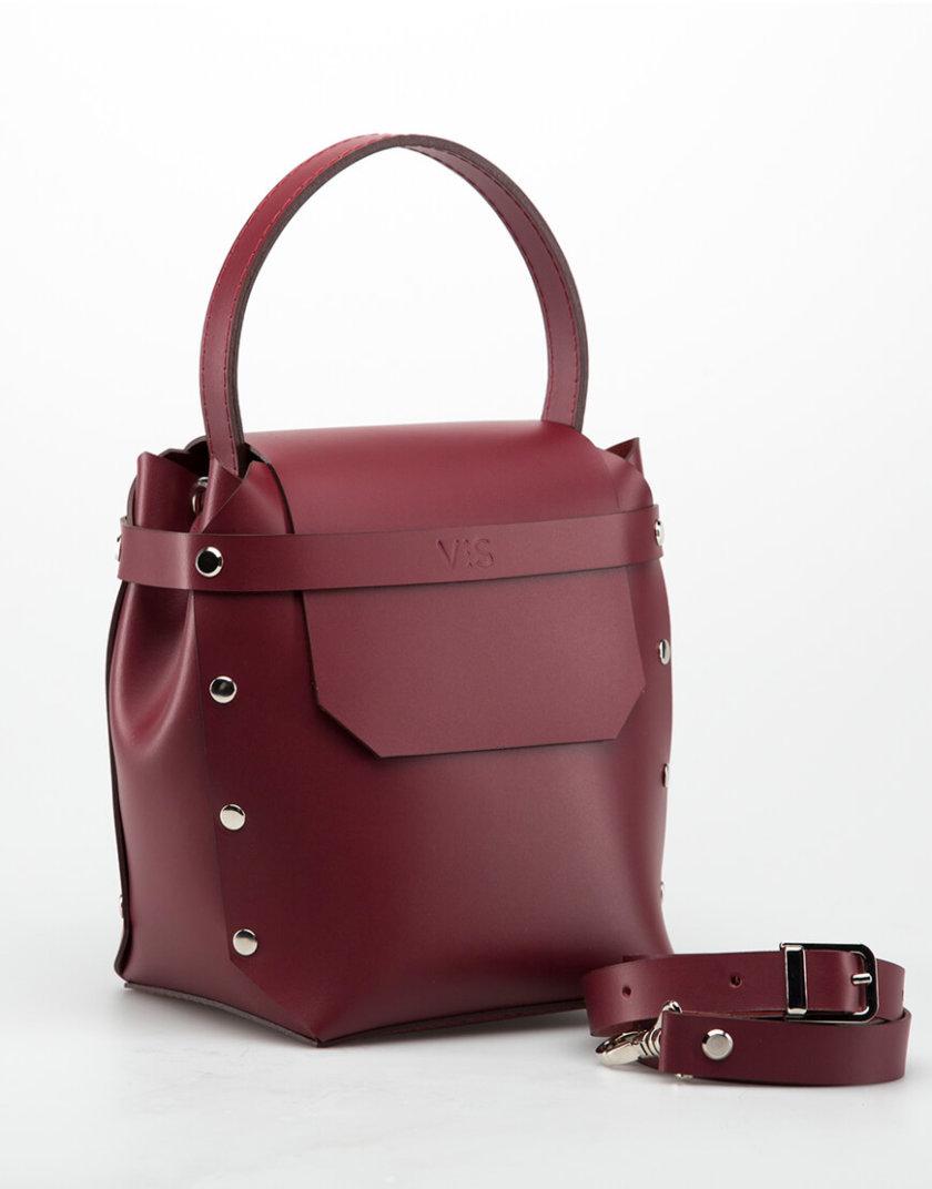 Кожаная сумка Adara VIS_Adara-bag-012, фото 1 - в интернет магазине KAPSULA