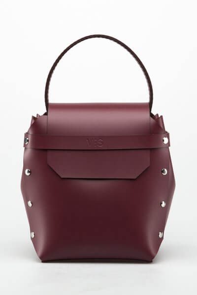 Кожаная сумка Adara VIS_Adara-bag-012, фото 5 - в интеренет магазине KAPSULA