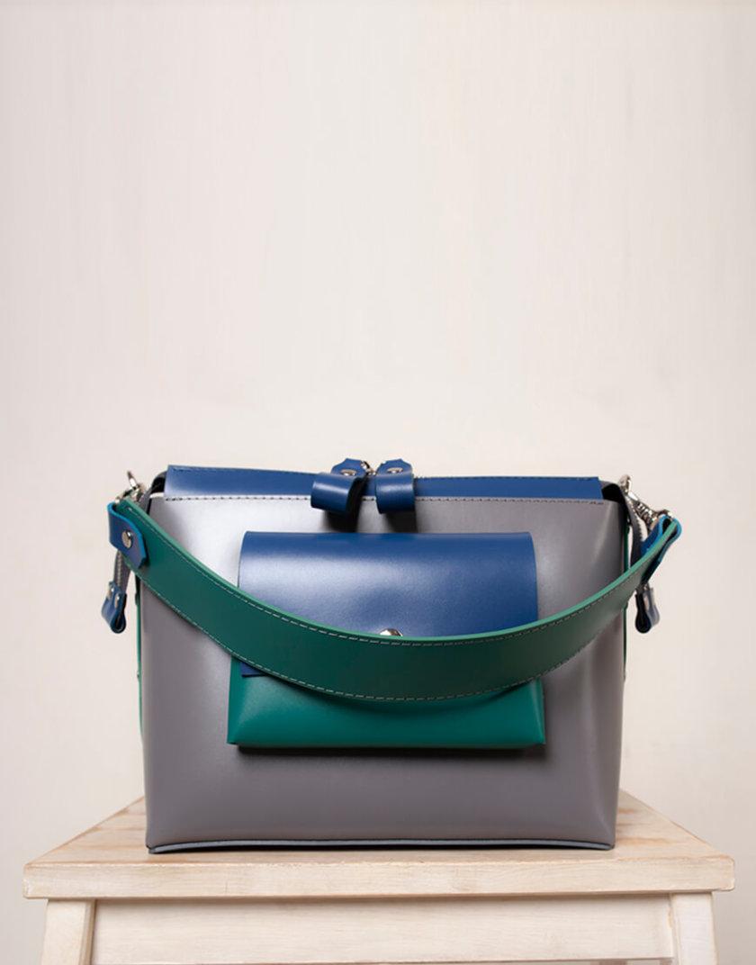 Кожаная сумка Avrora VIS_Avrora-bag-001, фото 1 - в интернет магазине KAPSULA