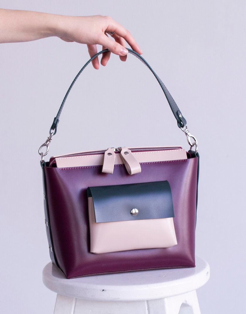 Кожаная сумка Avrora VIS_Avrora-bag-002, фото 1 - в интернет магазине KAPSULA