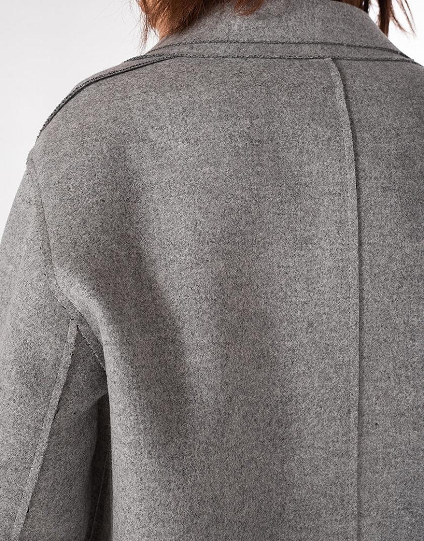 Пальто из шерсти без подклада WNDR_spr20_cgr02, фото 1 - в интернет магазине KAPSULA