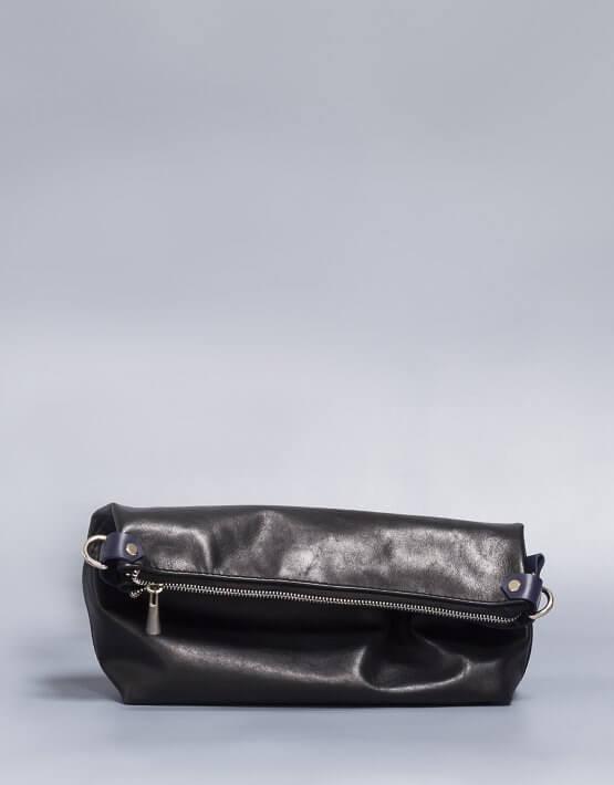 Кожаный шоппер Vega M VIS_Vega:shopper-М-002, фото 7 - в интеренет магазине KAPSULA