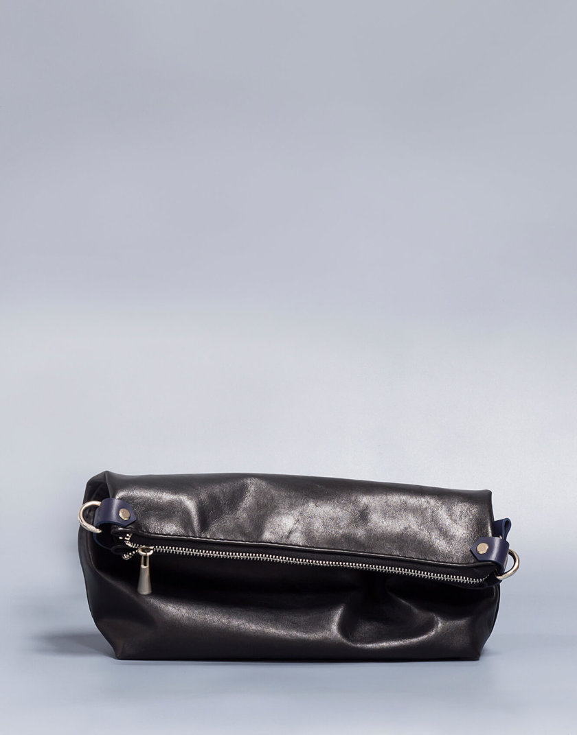 Кожаный шоппер Vega M VIS_Vega:shopper-М-003, фото 1 - в интернет магазине KAPSULA