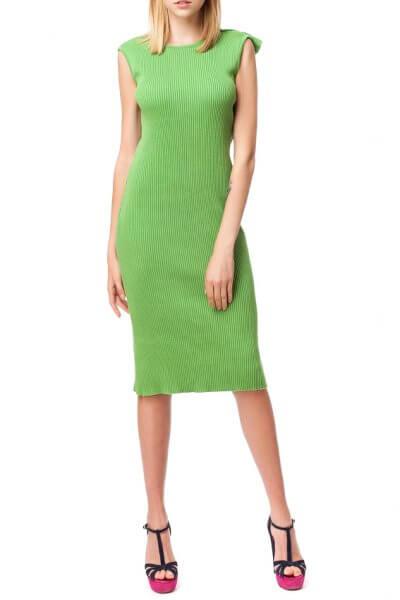 Хлопковое платье с открытой спиной HMCRG_ctndr_6_outlet, фото 1 - в интеренет магазине KAPSULA