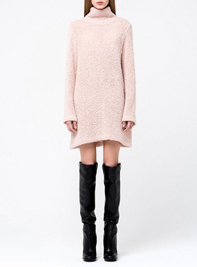 Платье-туника свободного кроя MIN_fw1718-05-outlet, фото 1 - в интернет магазине KAPSULA