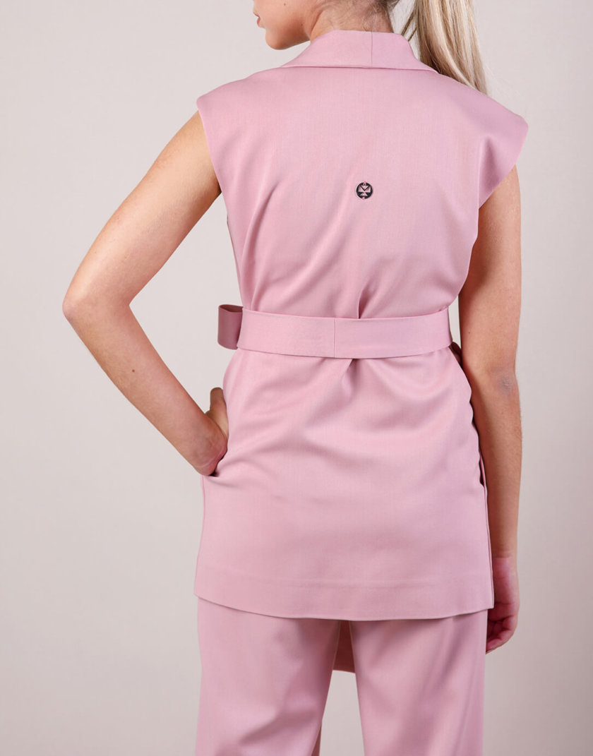 Костюм с жилетом MMT_suit-with-vest-powdery, фото 1 - в интеренет магазине KAPSULA