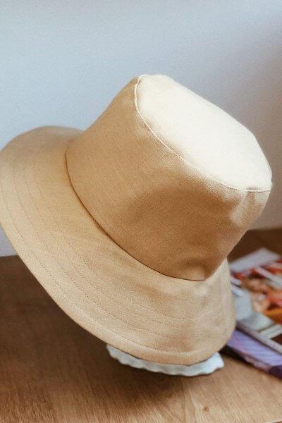 Панама из хлопка MNTK_MTH03, фото 1 - в интеренет магазине KAPSULA