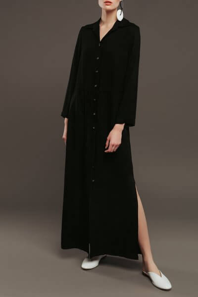 Платье-туника из хлопка NM_337, фото 1 - в интеренет магазине KAPSULA