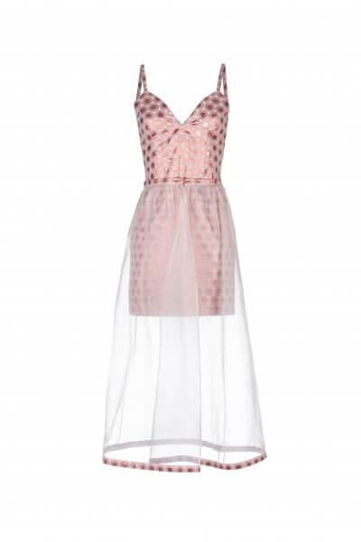 Платье со сьемной юбкой SKR_10012_outlet, фото 1 - в интеренет магазине KAPSULA