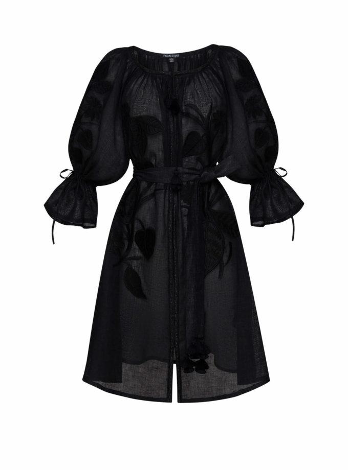 Платье мини ЭДЭМ FOBERI_SS20036, фото 1 - в интеренет магазине KAPSULA