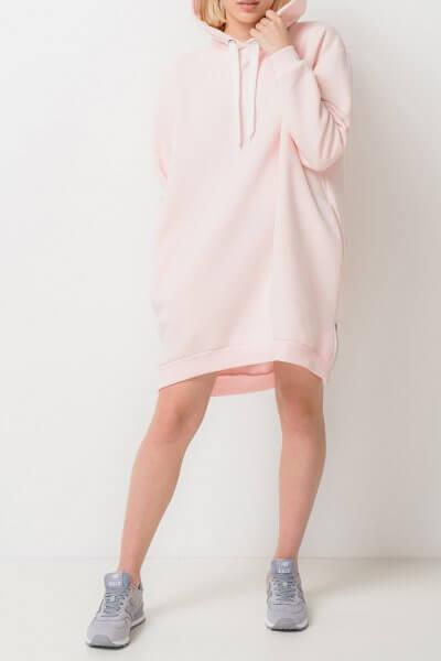 Платье-худи из хлопка TFAM_AN11, фото 1 - в интеренет магазине KAPSULA
