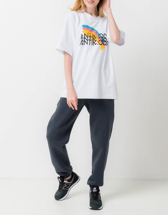 Хлопковая футболка с рыбами TFAM_AN16, фото 4 - в интеренет магазине KAPSULA