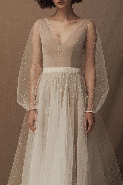Платье с футляром TTWH_1815_outlet, фото 1 - в интеренет магазине KAPSULA