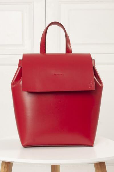 Кожаный рюкзак Arkturus VIS_Arkturus:backpack-001, фото 4 - в интеренет магазине KAPSULA