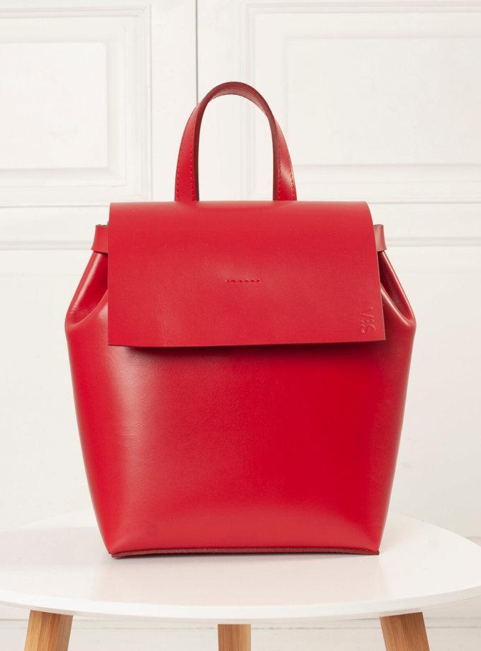 Кожаный рюкзак Arkturus VIS_Arkturus:backpack-001, фото 1 - в интернет магазине KAPSULA