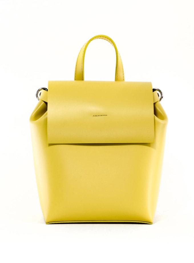 Кожаный рюкзак Arkturus VIS_Arkturus:backpack-008, фото 1 - в интернет магазине KAPSULA