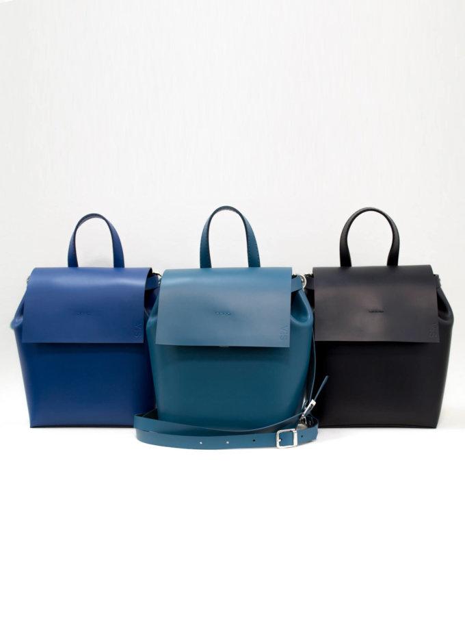 Кожаный рюкзак Arkturus VIS_Arkturus:backpack-011, фото 1 - в интернет магазине KAPSULA