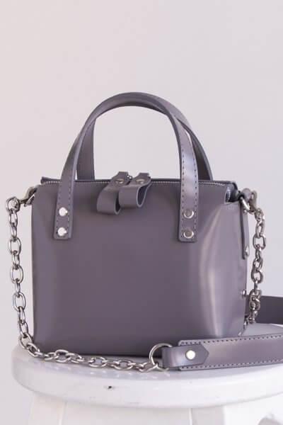 Кожаная сумка Doris VIS_Doris-bag-002, фото 2 - в интеренет магазине KAPSULA
