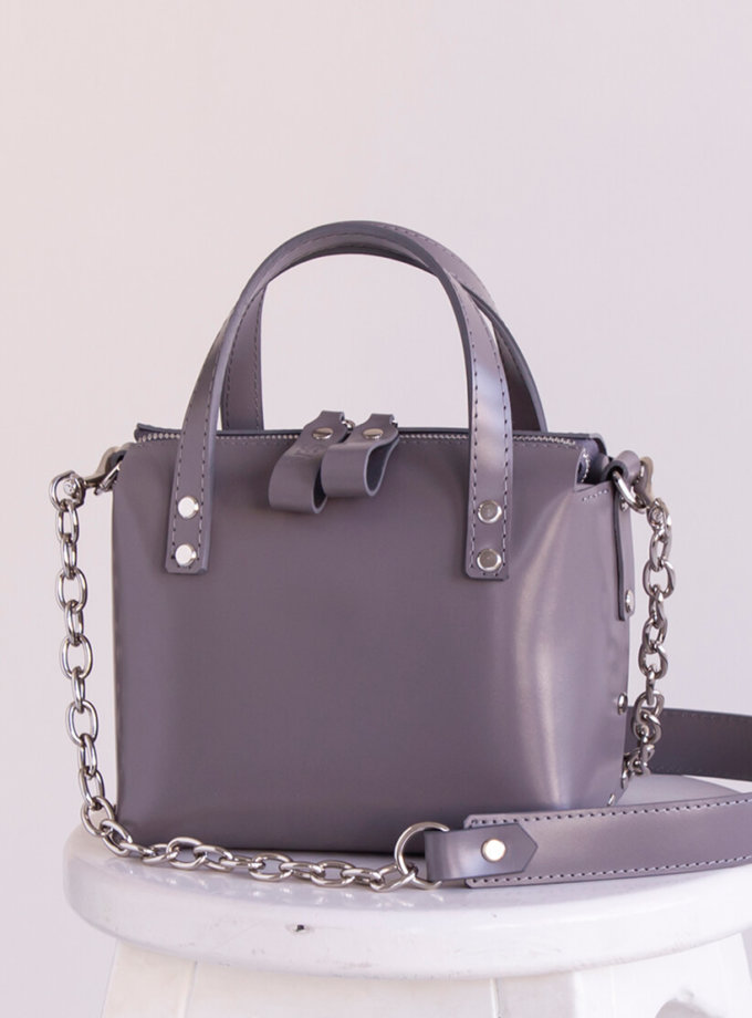 Кожаная сумка Doris VIS_Doris-bag-002, фото 1 - в интернет магазине KAPSULA