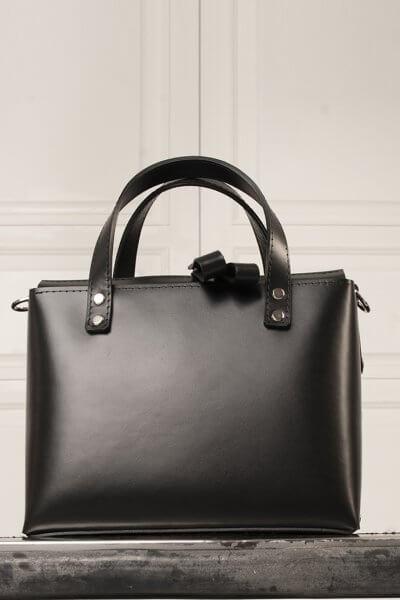 Кожаная сумка Doris L VIS_Doris-bag-L-001, фото 1 - в интеренет магазине KAPSULA